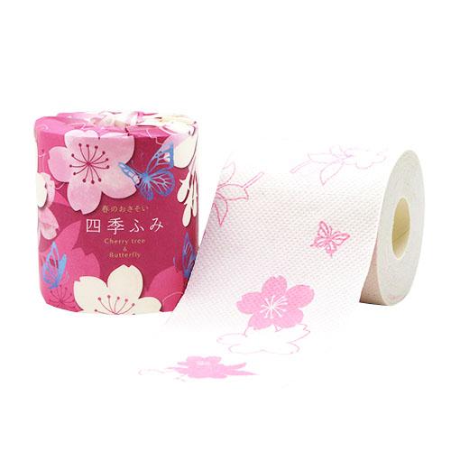 四季ふみ 春のおさそい -京都の総合卸商社 仕入れは株式会社ナノプランへ-