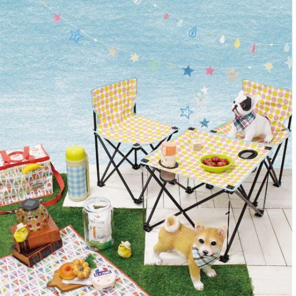 春のおでかけ ピクニック&グランピング特集 -京都の総合卸商社 仕入れは株式会社ナノプランへ-