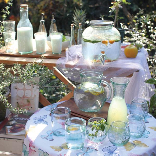 ガラスのテーブルウェア -京都の総合卸商社 仕入れは株式会社ナノプランへ-