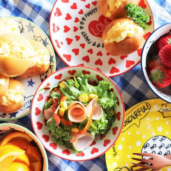 インスタ映えするかわいい食器♪-京都の総合卸商社 仕入れは株式会社ナノプランへ-